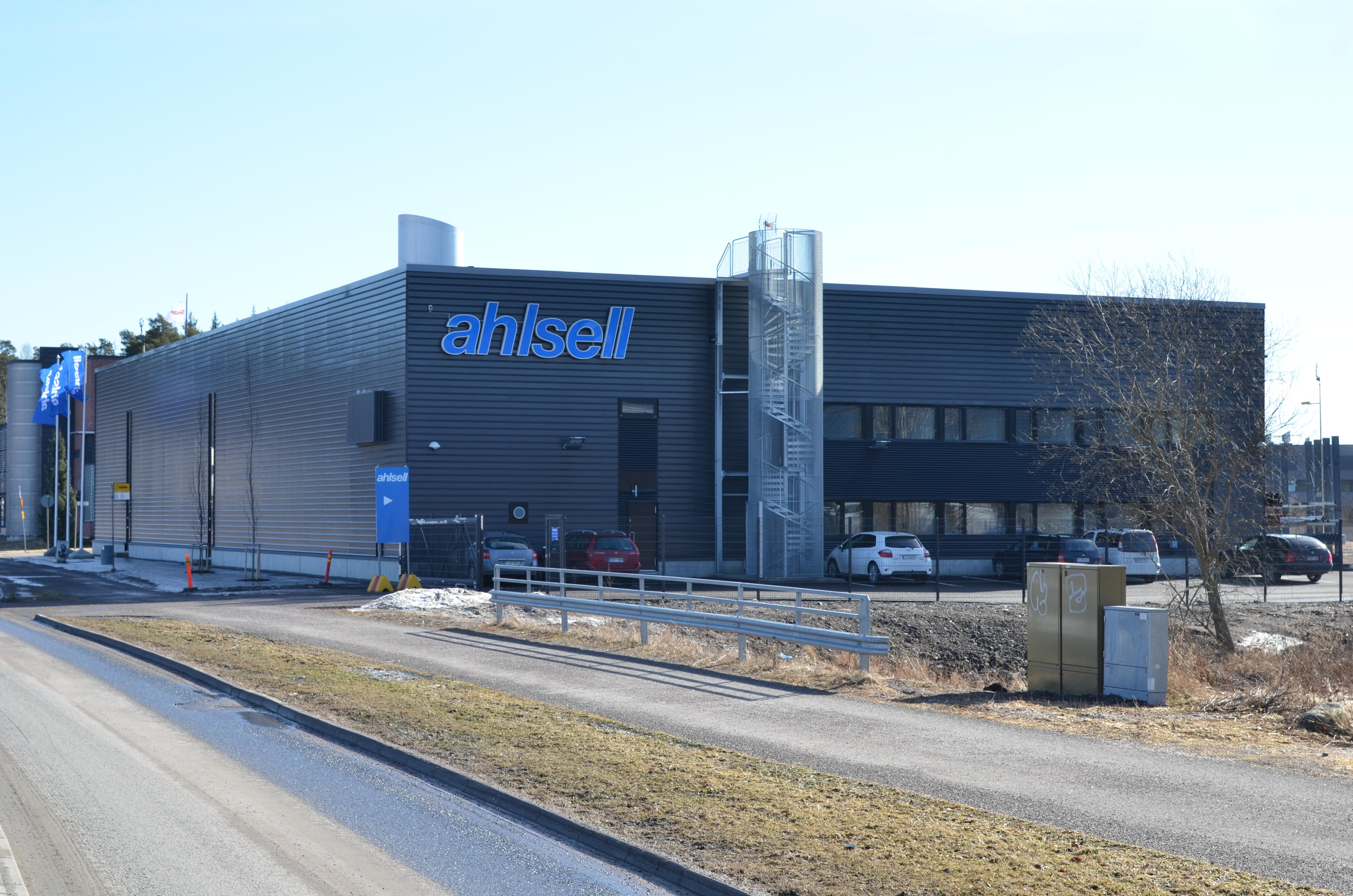 Optimihallit Ahlsell Turku kuva 1