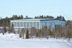 Optimihallit liikuntahalli Sodankylä